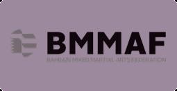 Bahrain Mixed Martial Arts Federation LOGO