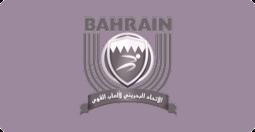 Bahrain Athletics Association logo