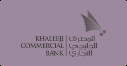 khaleeji commercial bank logo